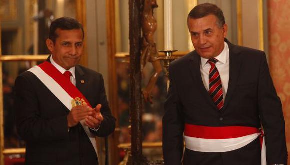 Ollanta Humala dice que colaborarán en investigación a Urresti. (USI)