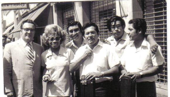 """Las canciones de Lucha Reyes son unas verdaderas joyas de la música criolla. (Foto: Facebook Lucha Reyes """"La Morena de Oro del Perú"""")"""