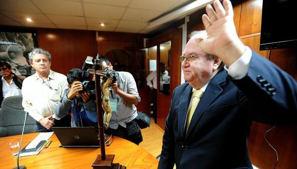Según IDL-Reporteros, Luis Nava recibió más de US$4 millones procedentes de la División de Operaciones Estructuradas de Odebrecht. (Foto: Congreso de la República)