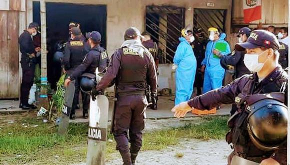 Las cifras de contagio en Iquitos siguen siendo preocupantes. (Foto: GEC)