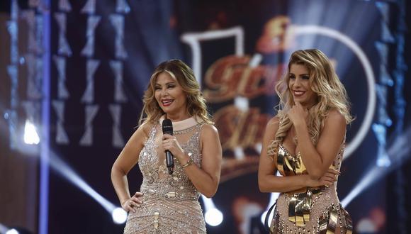 Viviana Rivasplata no cree que la critiquen en doble sentido por estar en el reality de Gisela (Renzo Salazar/Perú21)