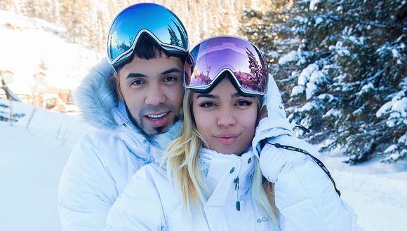 ¿Anuel AA estaría viviendo con su nueva pareja tras finalizar su relación con Karol G? (Foto: @karolg)