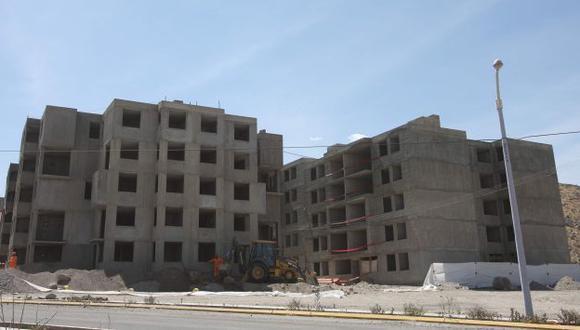 Ministerio de Vivienda acelerará habilitación urbana para grandes proyectos. (Heiner Aparicio)