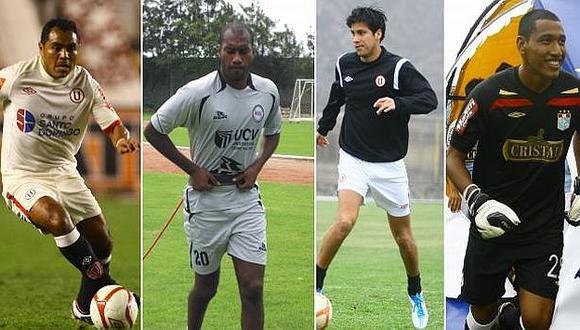 García, Faiffer, Vásquez y Aliaga se mudan a Huanuco. (Depor)
