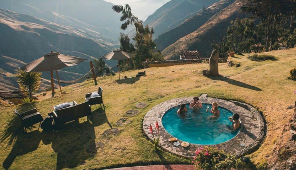 Viñak se encuentra cerca a Lunahuaná y cuenta con un impresionante paisaje. (Foto: Archivo / El comercio)