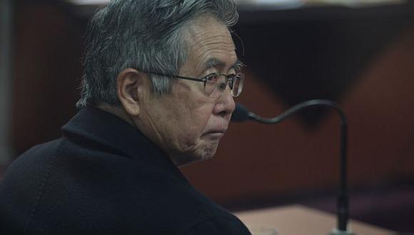 Defensa de Fujimori señala que su encarcelamiento hasta el término de la condena significará su muerte. (USI)