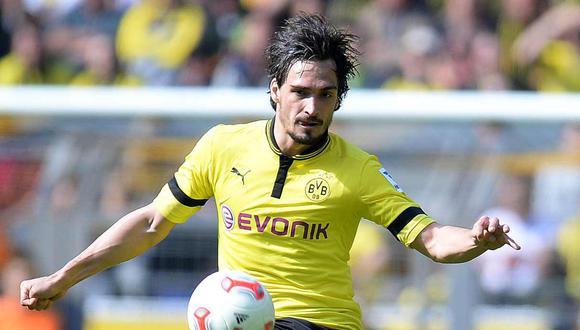 Mats Hummels retorna a Borussia Dortmund hasta el 2022. (Foto: AFP)