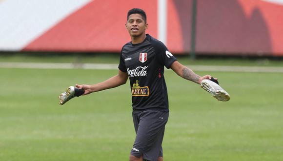 El entrenador de Goiás se ha referido a la disciplina de Kevin Quevedo. (Foto: GEC)