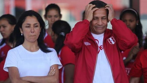 Sala confirma prisión preventiva para Ollanta Humala y Nadine Heredia. (Perú21)