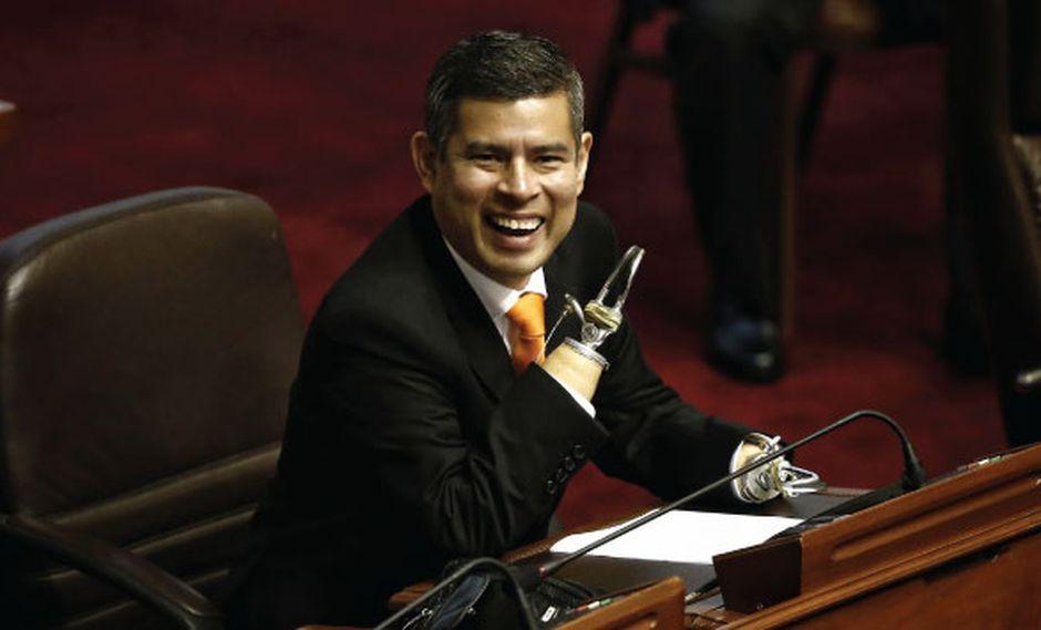 Galarreta manifestó que pondrá un especial interés en las medidas relacionadas al sector Salud. (Foto: Renzo Salazar)
