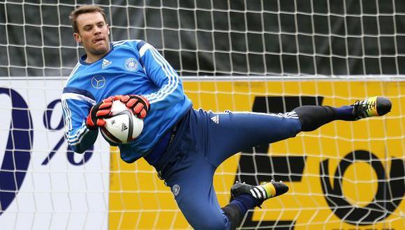 Manuel Neuer merece ganar el Balón de Oro, según Xabi Alonso. (AP)