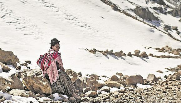 La llegada de la época seca es acompañada de las heladas altoandinas y la temporada de incendios, señala el columnista.