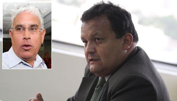 José Urquizo tendrá que aclarar sus vínculos con Óscar López Meneses. (Perú21)