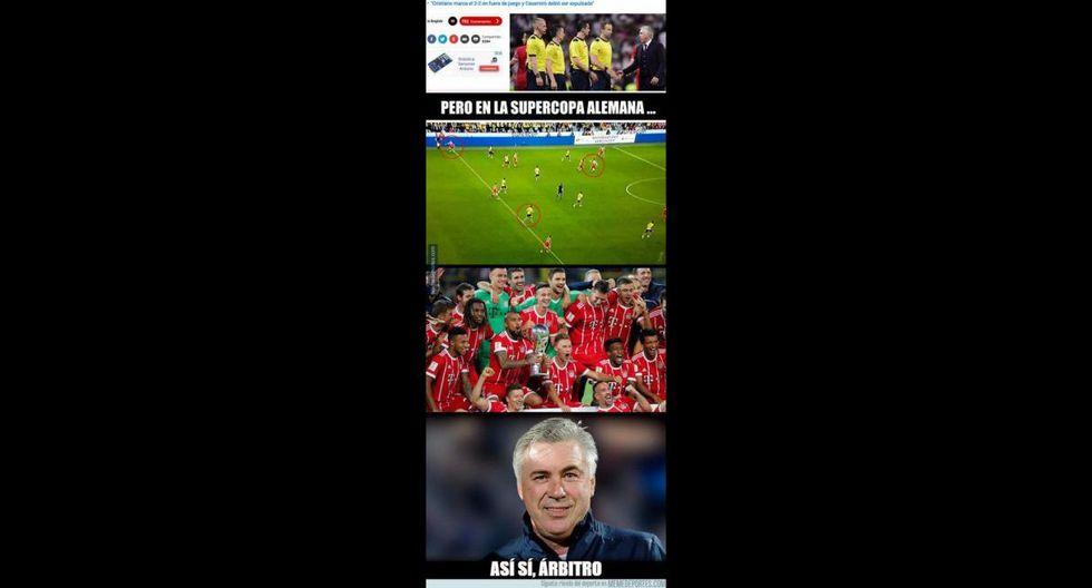 Ancelotti fue cesado por Bayern Munich este jueves.