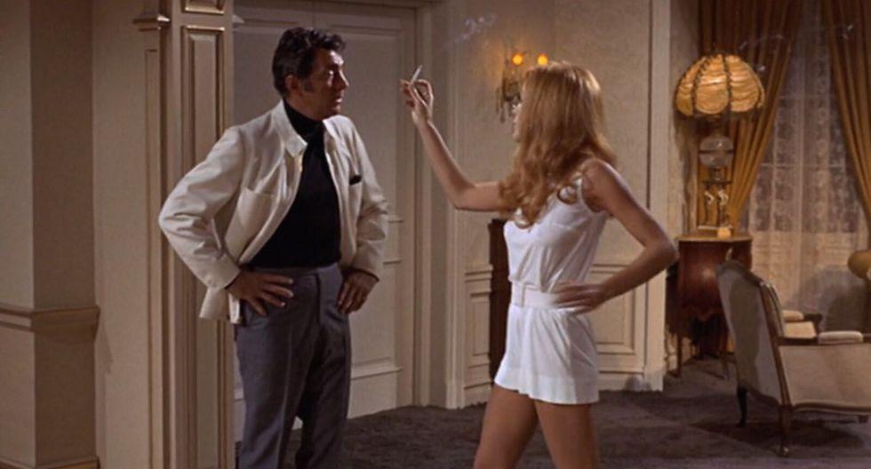 The Wrecking Crew (1968; director: Phil Karlson) <br>&nbsp;(Captura de pantalla)