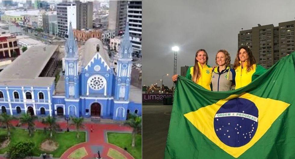 Yane Marques, medallista olímpica en Londres 2012, acompaña en Lima a la delegación de del Equipo Brasil. (Foto: Captura de Instagram Timebrasil/ InstagramYane Marques)