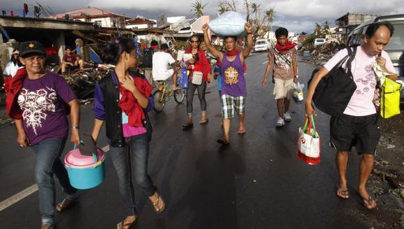 Ocho personas murieron hoy tras el saqueo de un almacén de arroz. (Reuters)