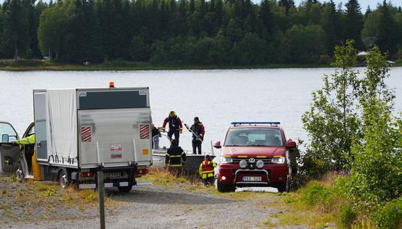 El avión transportaba a paracaidistas, según informaron medios de comunicación suecos. (Foto: AFP)