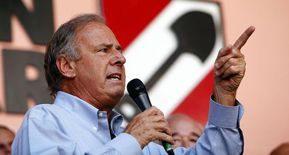 Alfredo Barnechea afirmó que no apoyará a ningún candidato presidencial en la segunda vuelta. (USI)