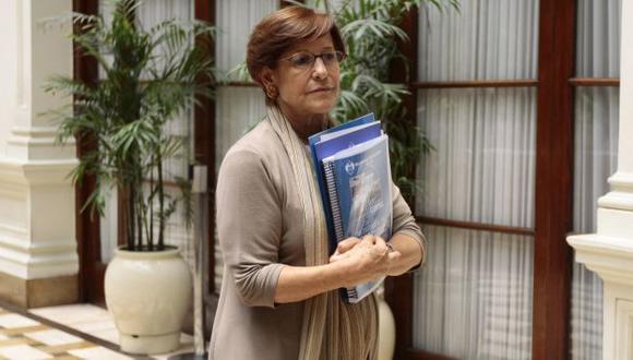 PREPARA EL TERRENO. Villarán estaría evaluando los alcances de la convocatoria a los partidos. (David Vexelman)