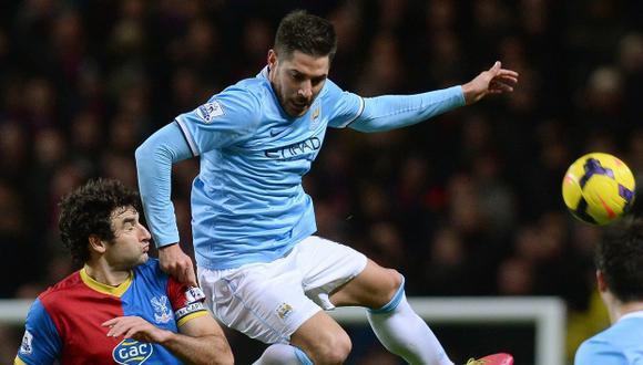 Manchester City está invicto en casa. (AFP)