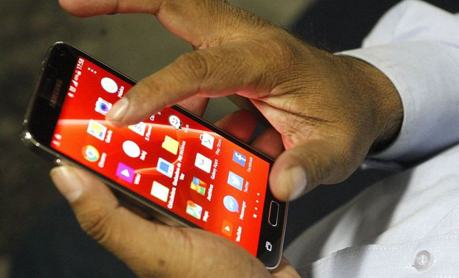Aplicaciones que debes tener en tu celular si quieres aprender inglés. (Foto: Andina)