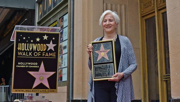 """La actriz Olympia Dukakis obtuvo el Oscar a Mejor actriz de reparto por su participación en """"Moonstruck"""". (Foto: JOE KLAMAR / AFP)"""