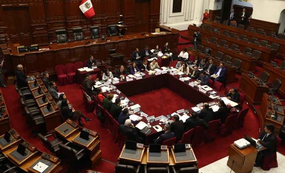 Legisladores se dedicaron a debatir el mensaje y se olvidaron de la reforma(Alessandro Currarino/GEC).