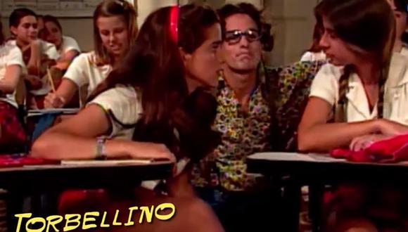Torbellino se estrenó en 1997 y marcó a una generación con su drama juvenil. (Foto: Captura YouTube).