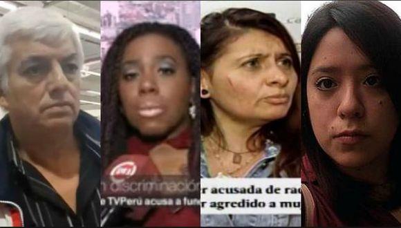 Los casos de racismo que ocurrieron en el interior de reconocidos locales.