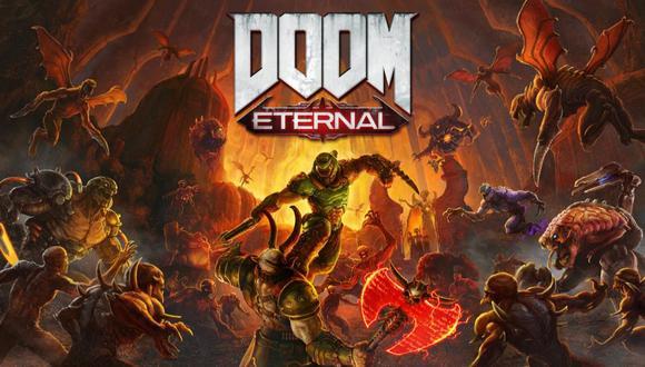 Mientras 'Doom Eternal' llega en marzo del próximo año, Bethesda lanzará 'The DOOM Slayer Collection'. (Fotos: Bethesda)
