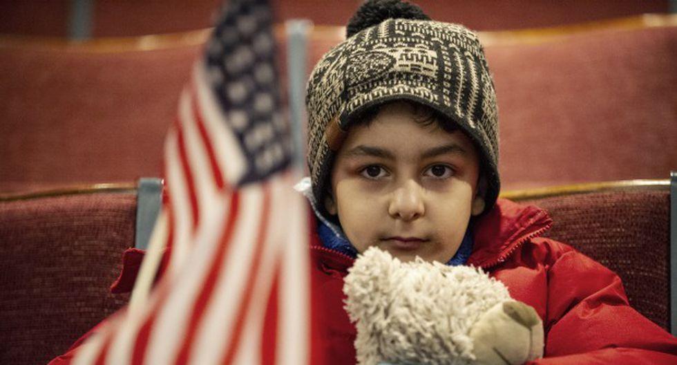 """Más de 2.600 menores fueron separados el año pasado de sus padres bajo la política de """"tolerancia cero"""" de la Administración Trump. (Foto referencial: AFP)"""