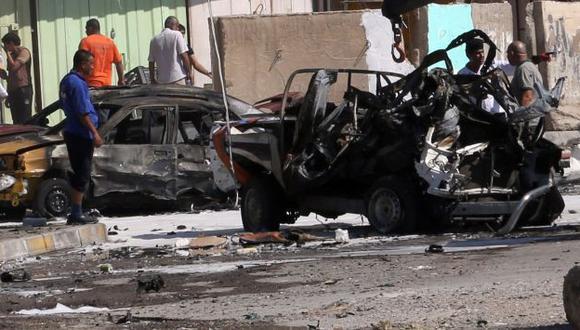 Se cree que los autores son milicianos suníes radicales. (AP)