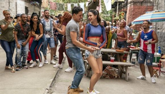 """In the Heights"" iba a estrenarse el 26 de junio. (Foto: Warner Bros.)"