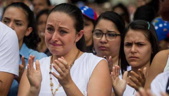 Crisis en Venezuela ha obligado una ola de migración a distintos países de la región. (EFE)