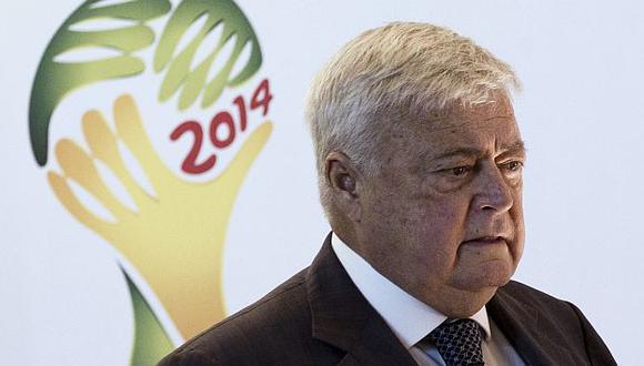 Teixeira, de 64 años, renunció de manera definitiva al cargo. (AP)