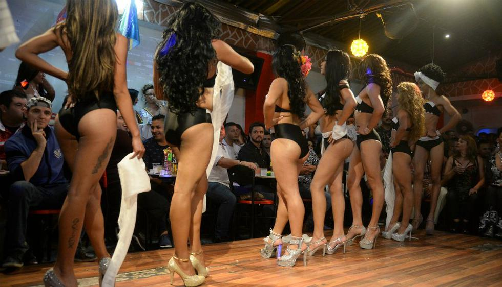 La primera versión de Miss Universo Gay de Colombia se celebró en Medellín.