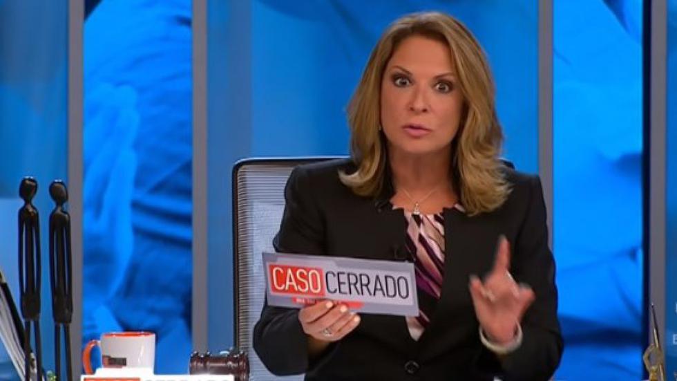 (CASO CERRADO)