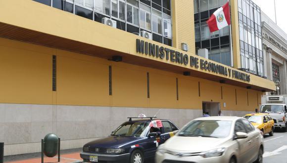 El MEF designó a nueva viceministra de Economía. (Foto: Diana Chávez / GEC)