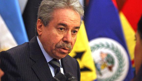 Fernando Rojas comentó proceso electoral en Chile. (Andina)