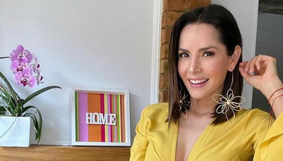 """La actriz colombiana ha hablado por primera vez sobre su nuevo papel antagónico para """"Café con aroma de mujer"""" (Foto: Instagram/ Carmen Villalobos)"""