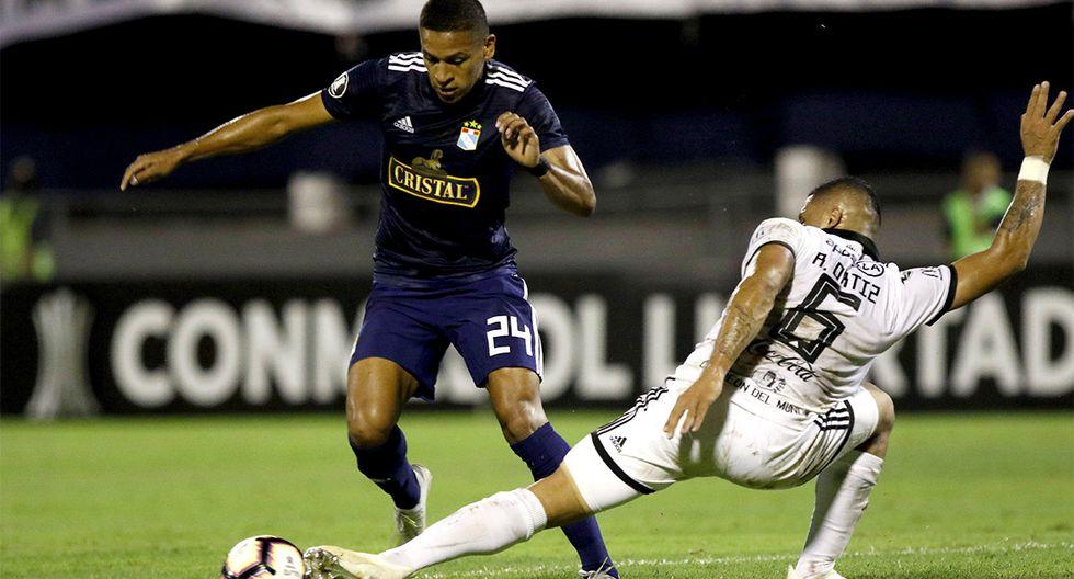 Sporting Cristal ganó en Asunción y se metió a la Copa Sudamericana. (Foto: EFE)