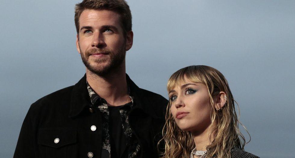 Miley Cyrus y Liam Hemsworth habrían llegado a un acuerdo para su divorcio, según TMZ. (Foto: AFP)