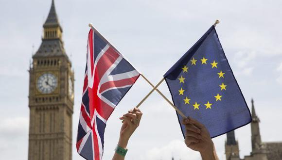 """El sindicato señaló que """"respeta el resultado del referéndum"""" anterior sobre la salida del Reino Unido del bloque comunitario. (Foto: EFE)"""