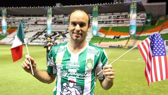 Donovan juegó por los 'Esmeraldas' en 2018. (Foto: AFP)