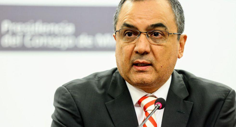 El ministro se mostró optimista frente a una posible escalada en las tensiones comerciales. (Foto: Andina)