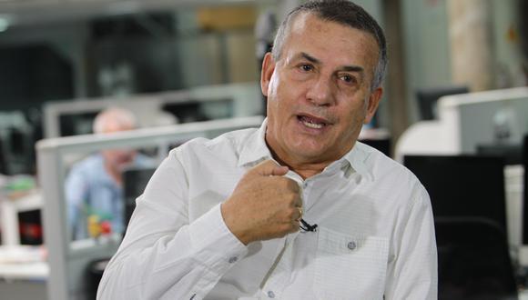Daniel Urresti señaló que los avances de la investigación para determinar responsabilidades en las protestas registradas contra la vacancia de Martín Vizcarra. (Foto: Juan Ponce / GEC)