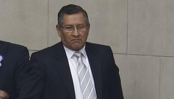 Adrián Villafuerte fue asesor de Ollanta Humala. (Luis Gonzales)