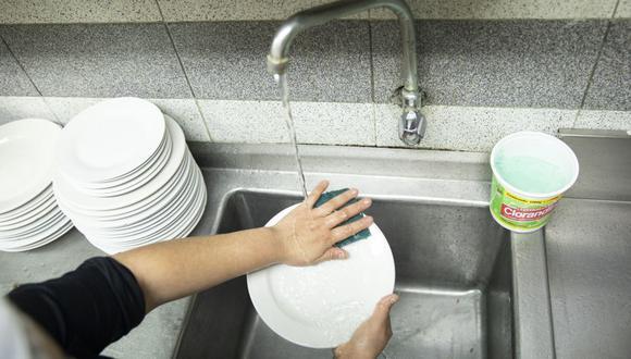 Sedapal anuncia corte de agua en diversas zonas del distrito de Ate. (Foto: GEC)