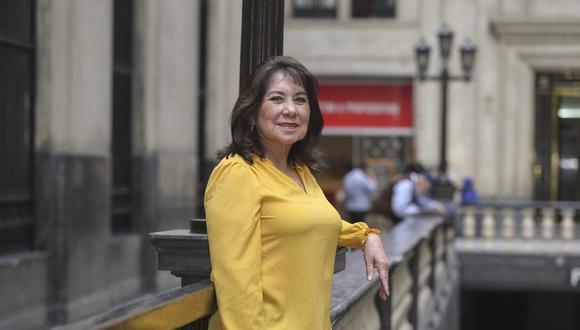 """Martha Chávez dice que liberación de Keiko Fujimori """"es un rayo de luz"""". (GEC)"""